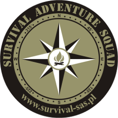 Logo Survival Adventure Squad